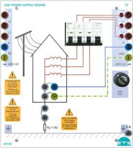 VDE Power Supply Board