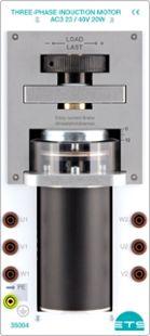 Drehstrom-Asynchronmotor AC3 23/40V, 20W