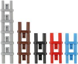 Satz 4mm-Sicherheitsbrückenstecker