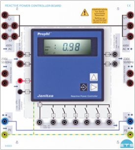 Reactive Power Controller Board