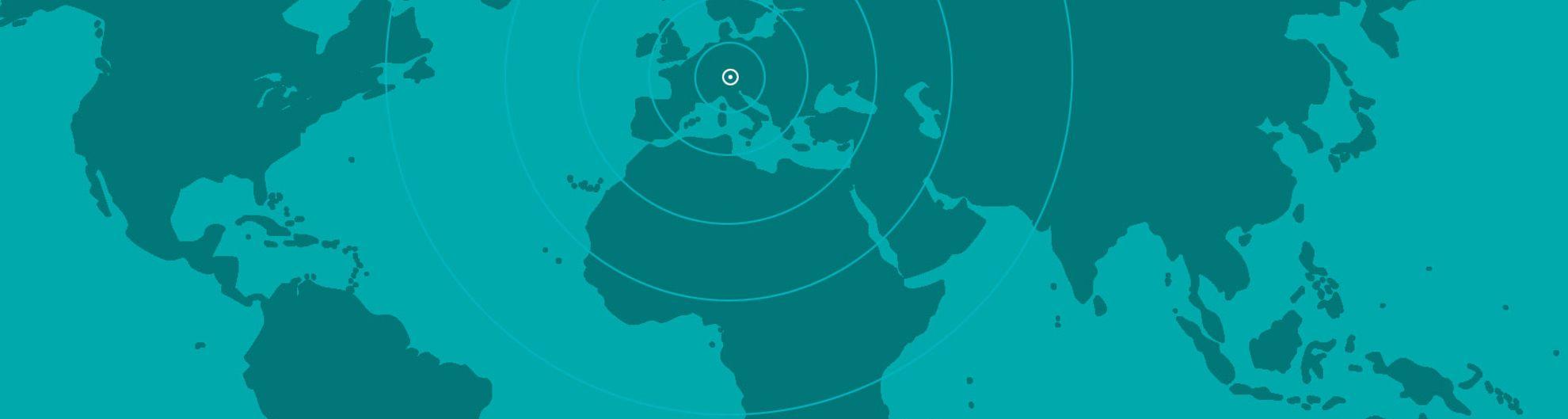 Internationale Projekte - weltweit
