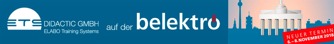 belektro 2018 in Berlin