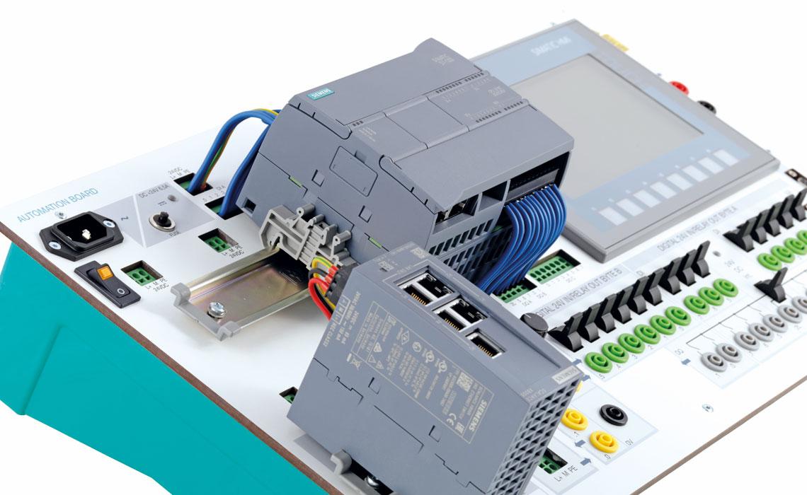 S7-1215C – Elektroniker für Betriebstechnik