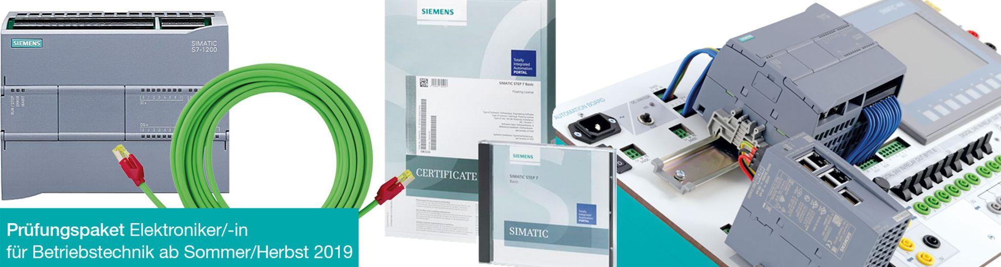 S7-1215C Prüfungspaket EBT