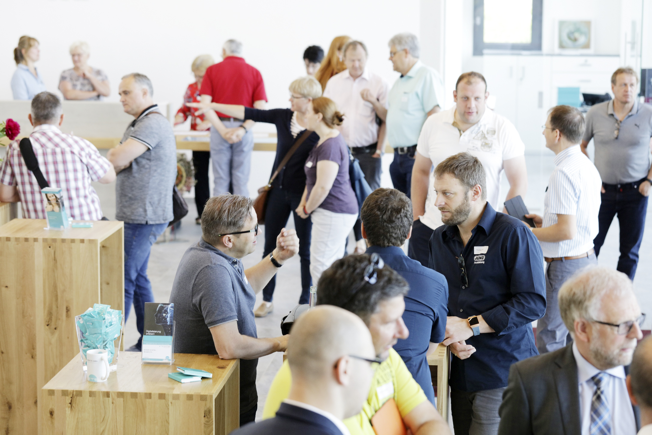 Hausmesse bei ETS DIDACTIC