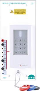 RFID/Keypad Reader Board