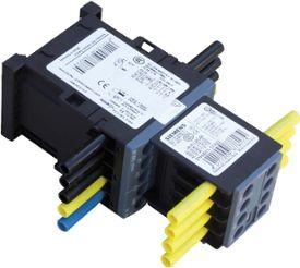 Safetyload contactor unit DC 24V/3kW