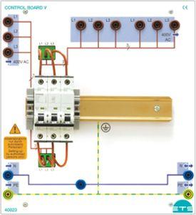Control Board V