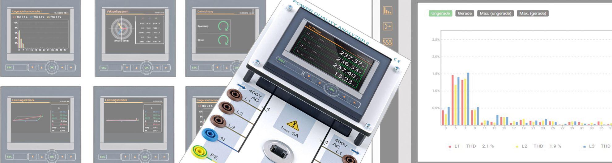 Energy Measurement Technology